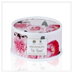 Bronnley 御香坊 玫瑰花香系列-玫瑰粉撲香粉 Dusting powder of Pink Bouquet