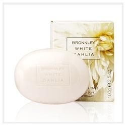 Bronnley 御香坊 富貴牡丹系列-富貴牡丹皂 Soap of White Dahlia