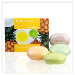 加勒比海熱帶水果四皂禮盒 Caribbean Soap