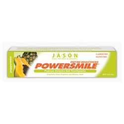 木瓜酵素美白牙膏 PowerSmile Enzyme Brightening Gel Toothpaste