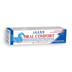 CoQ10舒酸抗敏牙膏 Oral Comfort Plus CoQ10 Gel Toothpaste