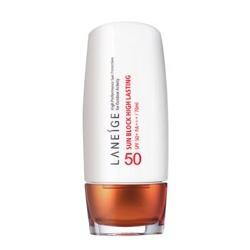 水感長效防曬乳SPF50+‧PA+++ Sun block High lasting SPF50卅PA+++