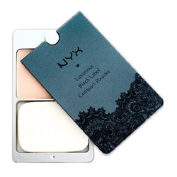 NYX 底妝系列-緊膚煥彩蜜粉餅SPF20 Black Label Compact Powder SPF20