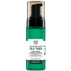 茶樹淨膚潔面慕絲 Tea Tree Skin Clearing Foaming Cleanser