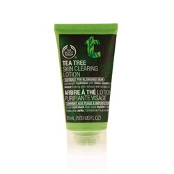 茶樹保濕膠 Tea Tree Skin Clearing Lotion