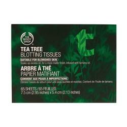 茶樹精油吸油面紙