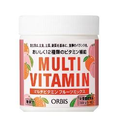 蜜桃柑橘甜心 MULTI VITAMIN