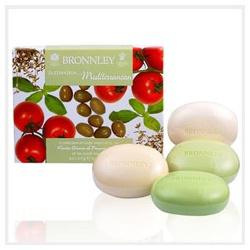 地中海蔬果四皂禮盒 Mediterranean Soaps