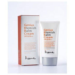 無瑕淨化防曬BB霜SPF28‧PA++ Genius Blemish Balm Cream SPF28 PA++