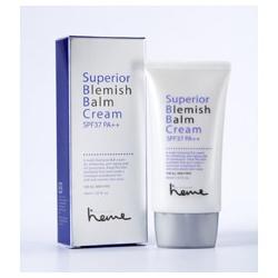 heme International系列-極致亮采防曬BB霜SPF37‧PA++ Superior Blemish Balm Cream SPF37PA++