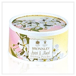 Bronnley 御香坊 杏桃花香系列-杏桃粉撲香粉 Apricot & AlmondDusting powder