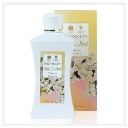 Bronnley 御香坊 杏桃花香系列-杏桃瓶裝香粉 Apricot & Almond Talcum Powder