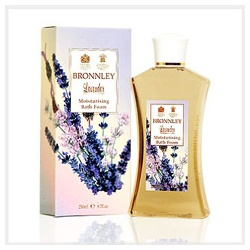 Bronnley 御香坊 薰衣草系列-薰衣草潔膚乳 Lavender Moisturising Bath Foam