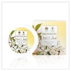 Bronnley 御香坊 杏桃花香系列-杏桃護手指甲霜 Apricot & Almond Hand & Nail Cream