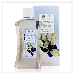 Bronnley 御香坊 鳶尾花香系列-鳶尾潔膚乳 White Iris Moisturising Shower Gel