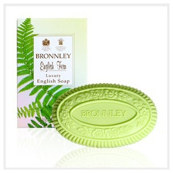 羊齒雕花皂 English Fern Luxury English Soap