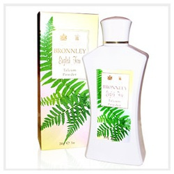 羊齒瓶裝香粉 English Fern Talcum Powder