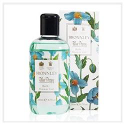 Bronnley 御香坊 罌粟花香系列-罌粟沐浴精 Blue Poppy Bath & Shower Gel