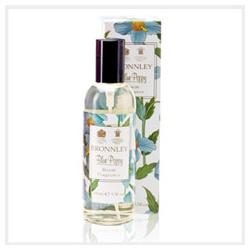 Bronnley 御香坊 室內‧衣物香氛-罌粟室內芳香水 Blue Poppy Room Fragrance