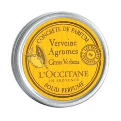 果漾馬鞭草香膏 Citrus Verbena Solid Perfume