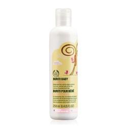 The Body Shop 美體小舖 嬰兒布荔蒂乳香系列-嬰兒布荔蒂乳香洗髮精