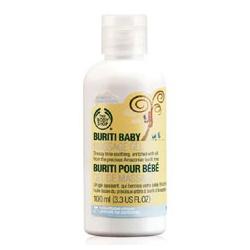 The Body Shop 美體小舖 嬰兒布荔蒂乳香系列-嬰兒布荔蒂乳香按摩油