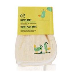 The Body Shop 美體小舖 嬰兒布荔蒂乳香系列-嬰兒柔軟潔膚巾