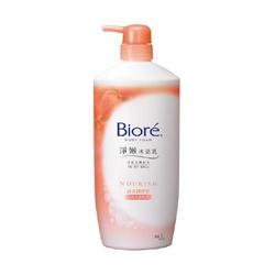 淨嫩沐浴乳甜美潤澤型(福島水蜜桃香) Biore Body Foam- NOURISH