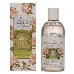 L`ERBOLARIO 蕾莉歐 沐浴清潔-玫瑰沐浴乳 Rose Bath Foam