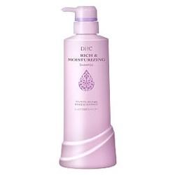 玫瑰護色洗髮精 DHC Rich & Moisturizing Shampoo