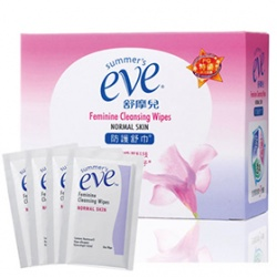 私密護理產品-防護舒巾 Feminine Cleansing Wipes Normal Skin