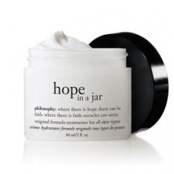 一瓶希望保濕霜 hope in a jar