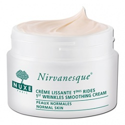 蓮花舒紋緊緻霜 NIRVANESQUE SMOOTHES DE-STRESSES RELAXES FIRST WRINKLES