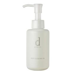 SHISEIDO 資生堂-專櫃 臉部卸妝-敏感話題潔顏油 d'program deep cleansing oil
