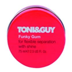 TONI&GUY  質感系-亮澤造型髮霜 Funcky gum