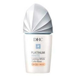 白金恆采防曬隔離霜 SPF35 PA++ DHC Lasting White Color Base SPF35 PA++