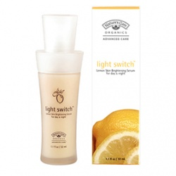 Nature`s Gate 天然之扉 乳液-柑橘亮白煥采晶乳 Light Switch Lemon Skin Brightening Serum