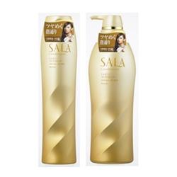 SALA 洗護系列-頂級柔順潤髮乳(亮澤型)