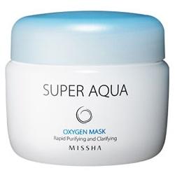 MISSHA 面膜/按摩霜-超水漾含氧面膜 Oxygen Mask