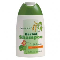 herbacin 德國小甘菊 小甘菊護髮-白樺水田芥洗髮精(中油性髮質) Shampoo For Greasy Hair