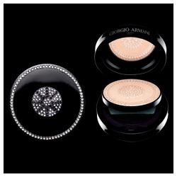 Art Deco 奢華水晶眼彩盤 Xmas Black Lace Palette