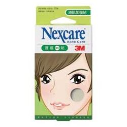 3M 皮膚問題-油肌加強貼
