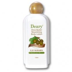 Deary 媞爾妮 乳油木極潤系列-乳油木極潤身體乳 DearyShea Butter Nourshing Body Lotion