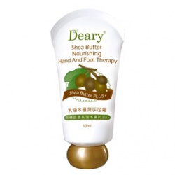 Deary 媞爾妮 乳油木極潤系列-乳油木極潤手足霜 Deary Shea Butter Nourshing Hand And Foot Therapy