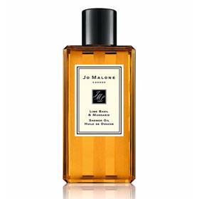 JO MALONE 沐浴清潔-青檸羅勒與柑橘沐浴膠 Lime Basil & Mandarin Shower Gel
