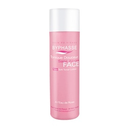 BYPHASSE 蓓昂斯 臉部保養-玫瑰化妝水 GENTLE TONIC SOLUTION with rose water-alcohol free