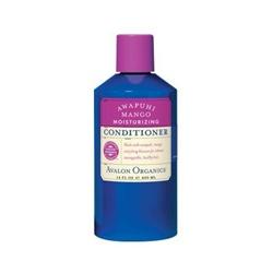 AVALON ORGANICS 湛藍養護頭髮系列-夏威夷野薑花及芒果滋潤潤髮乳