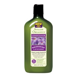 AVALON ORGANICS 經典綠瓶系列-薰衣草滋潤潤髮乳