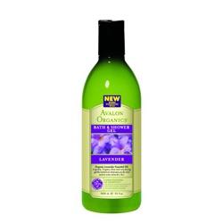 沐浴清潔產品-薰衣草沐浴露 Organic Lavender Bath & Shower Gels