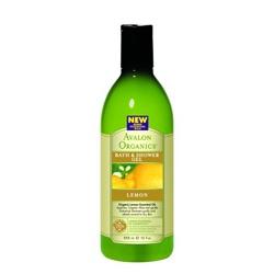 AVALON ORGANICS 經典綠瓶系列-檸檬沐浴露 Organic Lemon Bath & Shower Gels